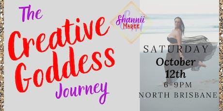 The Creative Goddess Journey tickets