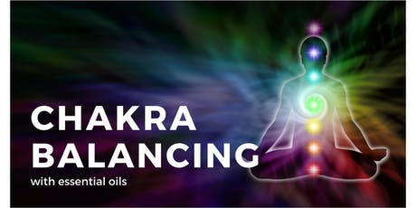 Chakra Balancing with Essential Oils  tickets
