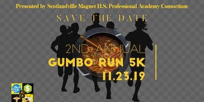 Scotlandville PAC Gumbo Run 5k