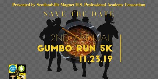 Scotlandville PAC Gumbo Run 5k