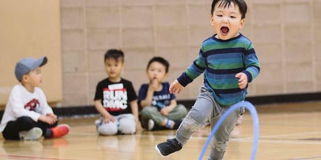 Free Sportball Class for your child (Age: 16 months - 5 yrs) tickets