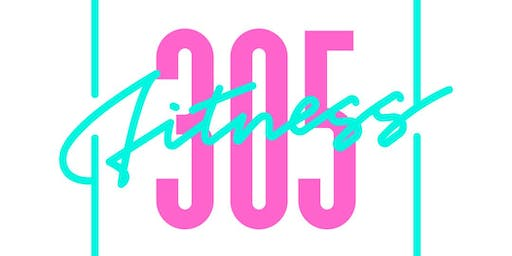 305 Fitness Class - Every Saturday @ 9 am (starting 9/14)