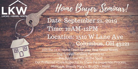Ready to Stop Renting and Start Owning? Let's Get You Into Your New Home! tickets