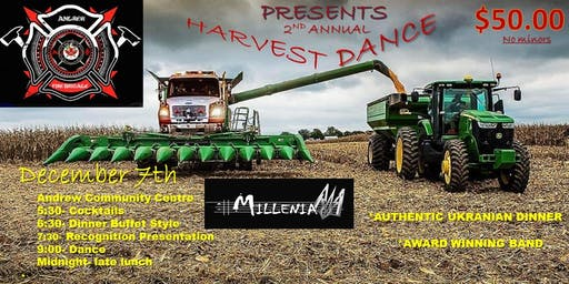 AFD 2nd ANNUAL HARVEST DANCE