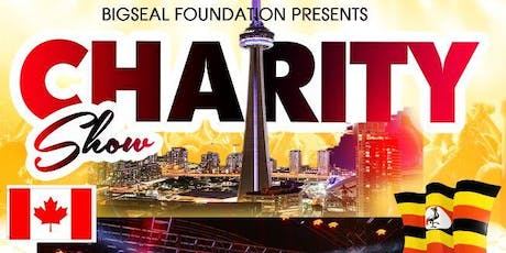 Bigseal charity show ottawa tickets