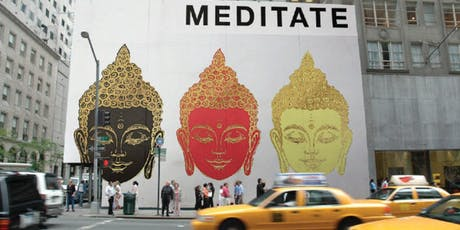 Learn the Fundamentals of Buddhist Meditation (October) tickets