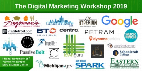 Digital Marketing Workshop 2019 tickets