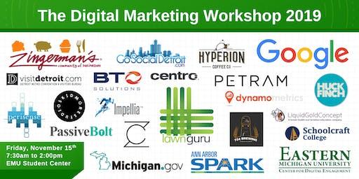 Digital Marketing Workshop 2019
