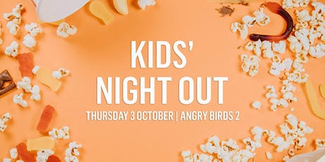 Kids Night Out | Movie and Minding tickets