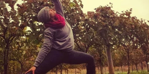 "Yoga In The Vineyard - ""Energy"""