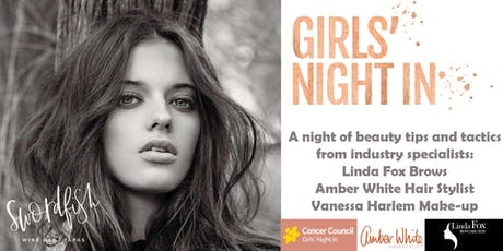 Girls' Night In at Swordfish - Beauty Industry Secrets Revealed..! tickets