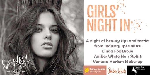 Girls' Night In at Swordfish - Beauty Industry Secrets Revealed..!