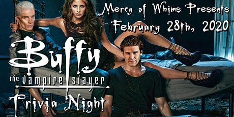 Buffy the Vampire Slayer Trivia Night tickets