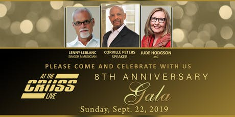 At The Cross Live 8th Anniversary Gala tickets