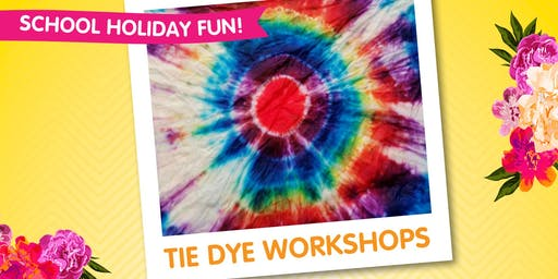 Tie Dye Workshop
