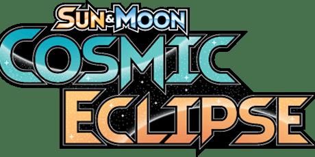 Pokemon Sun & Moon Cosmic Eclipse Pre-Release tickets