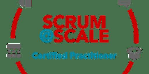 scrum@scale practitioner