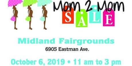 Mom 2 Mom Sale @Midland Fair Grounds tickets