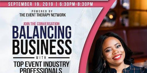 Event Therapy: Balance & Business Networking Mixer