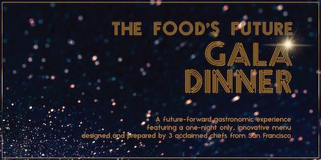 Food's Future Gala Dinner tickets