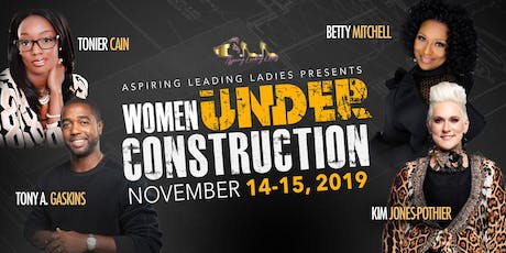 Women Under Construction Conference tickets