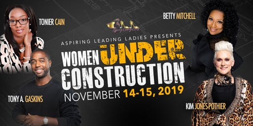 Women Under Construction Conference