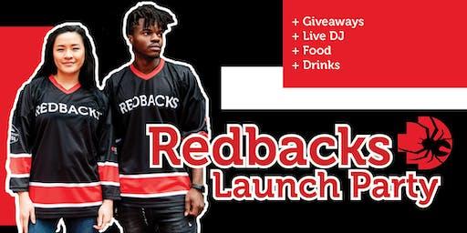 RMIT Redbacks Launch Party