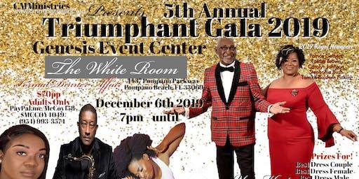 5th Annual Triumphant Gala 2019