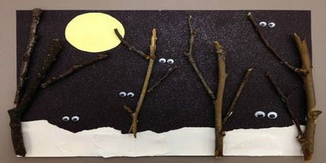 Scary nights (Mudgee Library, ages 6-8) tickets