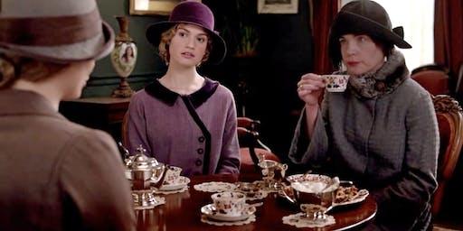 Downton Abbey Murder Mystery Tea