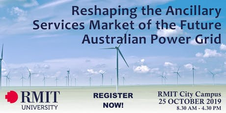 Reshaping the Ancillary Services Market of the Future Australian Power Grid tickets