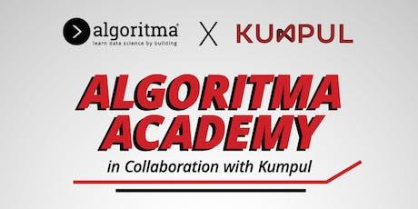 Algoritma Academy tickets