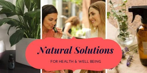 Natural Solutions for Health and Wellbeing
