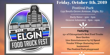 Elgin Food Truck Festival tickets