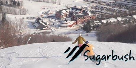 Jan 24-26 Sugarbush $339 (2 Nights 2 Lifts + Bus) Depart Queens NYC NJ tickets