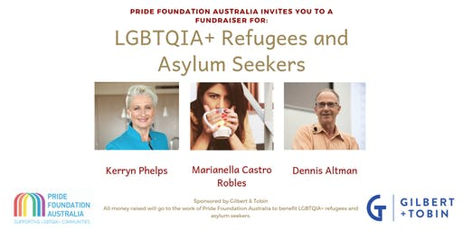 Pride Foundation Australia - LGBTQIA+ Refugees and Asylum Seeker Fundraiser