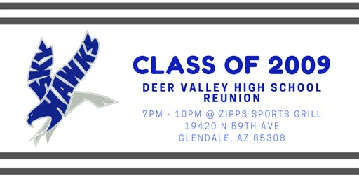 Deer Valley HS Class of 2009 Reunion Celebration
