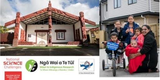 Te Puea Memorial Marae:A launch of resources to support Marae based housing