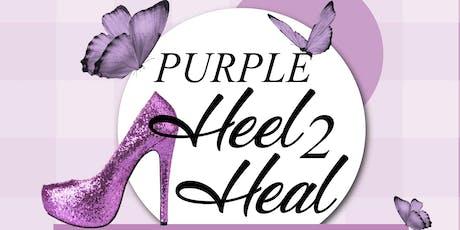 BBGDF 2019 Purple Heel 2 Heal tickets