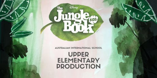 Jungle Book - AIS Upper Elementary Production
