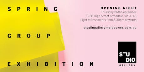 Spring Group Exhibition tickets