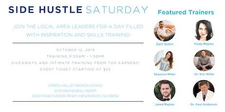 Side Hustle Saturday tickets