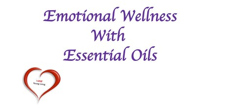 Emotional Wellness with Essential Oils tickets