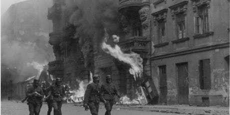 The Uprising of the Warsaw Ghetto, A World Premiere tickets