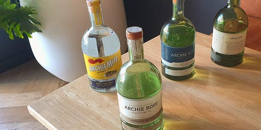 Gin Tasting: Archie Rose at Births & Deaths