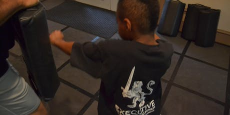 Safe Family Self-defense & Krav Maga, Parent & Child ages 8 & Up, October tickets