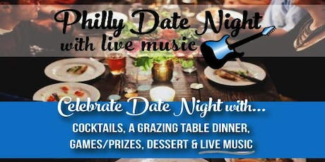Let's Cultivate Food presents: 'Philly Date Night' tickets