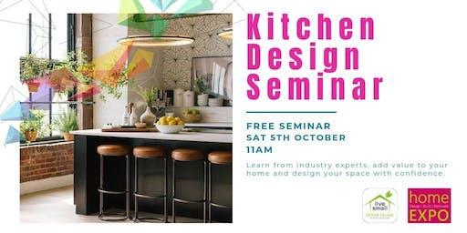 Kitchen Design Seminar