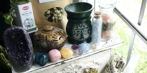 Powerful Gemstones, Healing Crystals Event