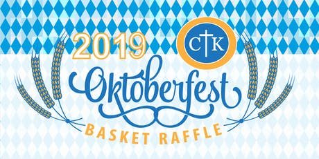 Christ the King 2019 Oktoberfest Basket Raffle tickets